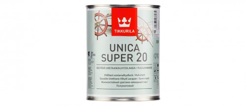 UNICA SUPER EP лак п/мат  9л