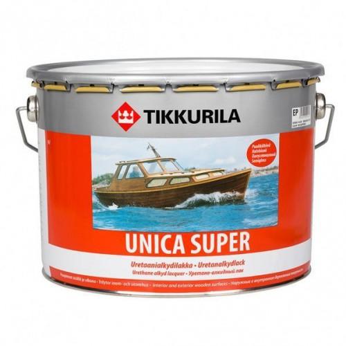 UNICA SUPER EP лак п/глянц. 0,9л