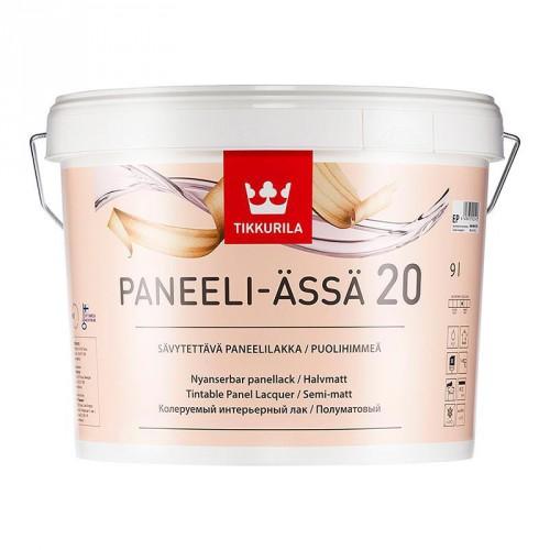 PANEELI-ASSA EP лак п/мат.  9л