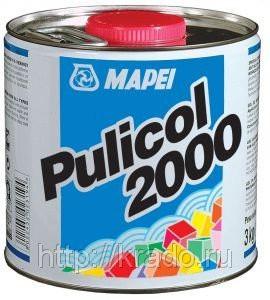 Мапей PULICOLI 2000 гель 0,75 кг