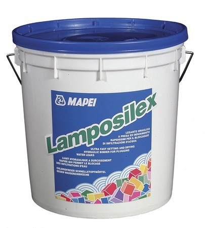 Мапей LAMPOSILEX тампонажн. р-р. 5кг