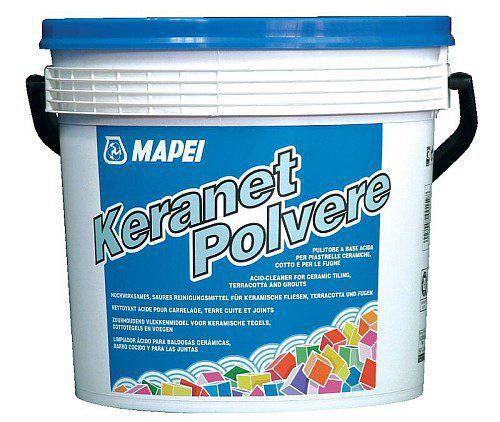 Мапей KERANET очиститель (порошок) 1кг (18шт/уп)