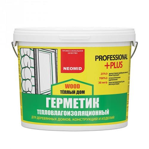 """Герметик строительный """"NEOMID Professionаl"""" (15кг) ведро (сосна)"""