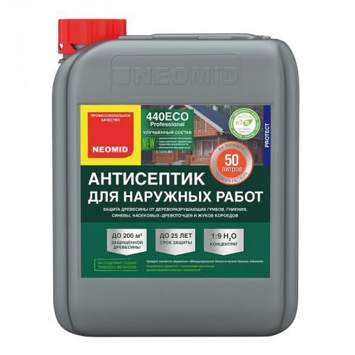 Неомид 440 (5л) антисептик для наружных работ