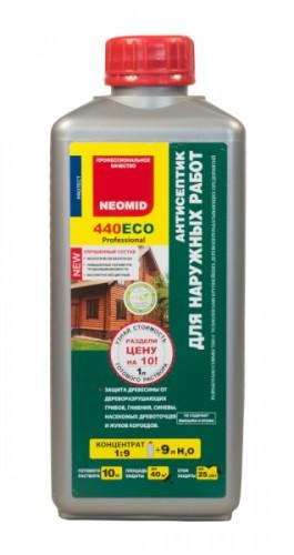 Неомид 440 (1л) антисептик для наружных работ