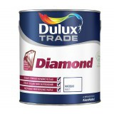 "Краска ""Dulux Trade Diamond Matt"" матовая  база BW  2,5л"